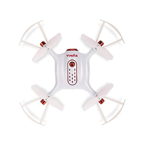 SYMA X20W FPV Wi-Fi Mini Mobile App Control Quadcopter, White
