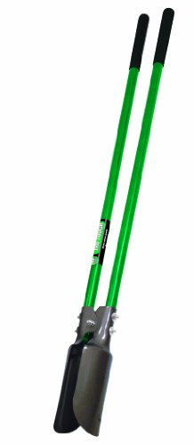 Truper 32406 Tru Tough Atlas Pattern Post Hole Digger, Fiberglass Handles, 10-Inch Grip