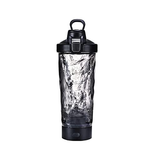 OLLIE-HAO Agitatore proteico dell'agitatore Elettrico BPA. Mixer Vortex Elettrico Portatile Gratuito da 700ml USB Carica del frullatore Elettrico Ricaricabile (Color : A)