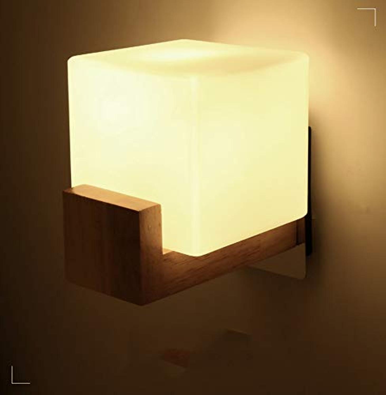 Wandlampe led nachttischlampe nordischen schlafzimmer moderne minimalistische persnlichkeit kreative wohnzimmer treppenhaus gang beleuchtung hochzeit roomwall lampe
