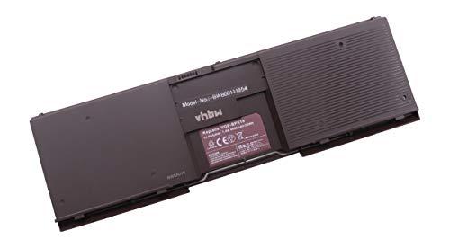 vhbw Li-Polymer Batteria 4400mAh (7.4V) per Notebook Laptop Sony VAIO VPC-X11AKJ, VPC-X11ALJ, VPC-X11AVJ, VPC-X11S1E B sostituisce VGP-BPS19.
