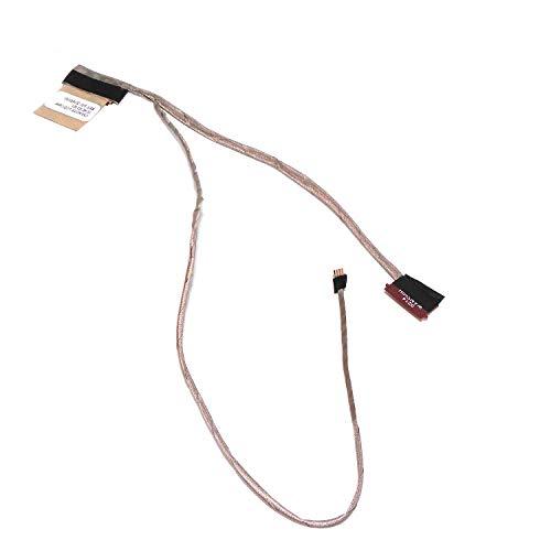 F-Mingnian-rsg Nuevo Cable de Pantalla de Video Flexible LVDS LCD LED de Repuesto Duradero para Lenovo Thinkpad X220t X230t X220 Tablet P/N: 50.4kj02.001 04W1775