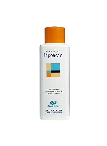 Champú Lipoacid regulador seborreico 400ml