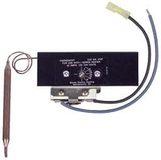 Berko Single Pole Thermostat Kit for Floor Drop-In Heater