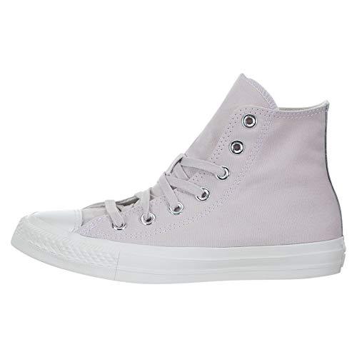 Converse Damen Chuck Taylor All Star Plaid Hohe Sneaker, (Barely Rose/Vintage White), 38 EU