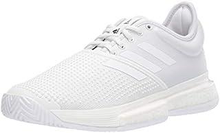 adidas Women`s Solecourt Boost X Parley Tennis Shoe