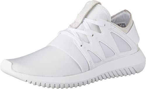 adidas Damen Tubular Viral W Leichtathletik-Schuh, Bianco Cwhite Cwhite Cwhite, 39 1/3 EU