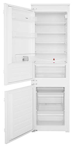 Whirlpool ART6550SF1 Integrated Fridge Freezer, With LED Lighting and...