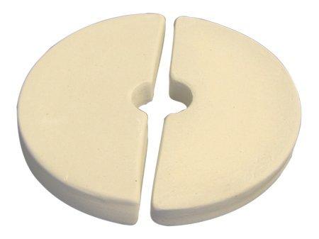 K&K - Pressa in gres per vaso da conserva Form 1 da 5-10 litri, diametro 18,5 cm
