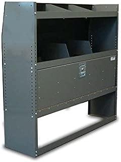 Van Shelving Unit with Door Kit 38