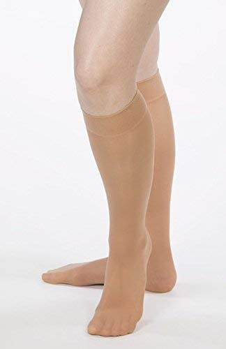 Allegro 8-15 Ranking TOP9 mmHg Essential 81 Sheer High Support Compressi Seasonal Wrap Introduction Knee