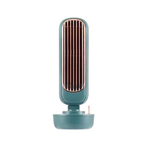 Ventilador sin sentido del USB, velocidad del viento de tres velocidades, spray regular, 220 ml, aerosol humidificación de agua de refrigeración de agua, ventilador de escritorio-1