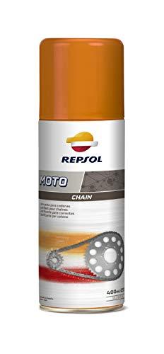 Repsol RP715W98 Aceite de Cadenas Moto Chain, 400 ml