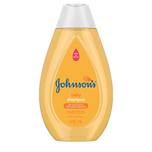 Shampoo Para Bebê Johnson's Baby Regular, 400ml