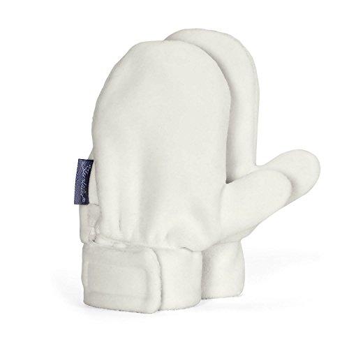 Sterntaler Sterntaler - Baby Mädchen Faust Handschuhe, natur - 4301420n, Größe 4