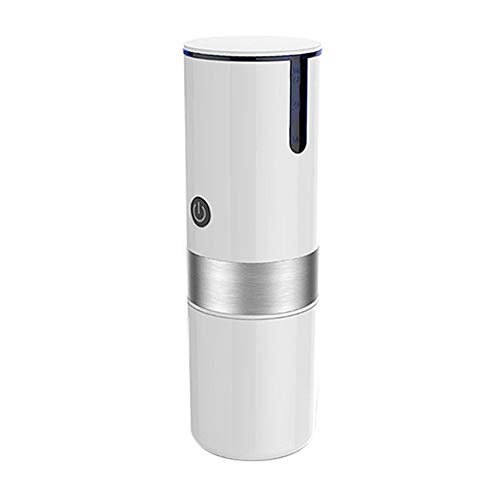 Portable Car Coffee Machine Coffee Maker USB Charging Electric Capsule Espresso Maker Travel Coffee Machine for Camping, Outdoors