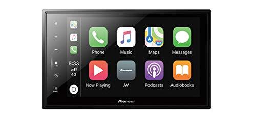 Pioneer SPH-EVO82DAB-UNI - Autoradio 1 DIN con schermo 8 pollici, DAB+ Digital Radio, Android Auto,Apple CarPlay, Spotify, Streaming Bluetooth, WebLink, riproduzione di file FLAC