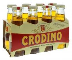 Crodino Bitter 8 x 9,8 cl