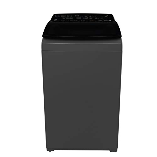 Whirlpool 7.5 Kg 5 Star Fully-Automatic Top Loading Washing Machine with In-Built Heater (STAINWASH PRO H 7.5, Grey)
