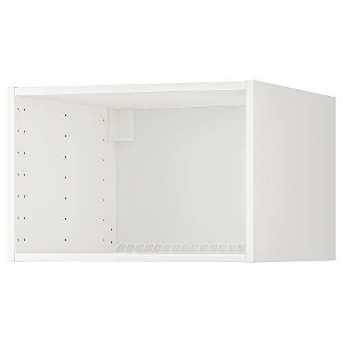 METOD koel/vrieskast bovenkast frame 60x40 cm wit