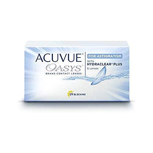 Johnson & Johnson Acuvue Oasys for Astigmatism Zwei-Wochenlinsen, 8.6, -9.00, 20, -1.75