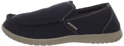 Crocs Men's Santa Cruz Comfortable Loafers | Slip on Shoes