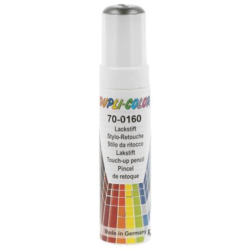 Dupli-Color 806483 Lackstift Auto-Color grau metallic 70-0160 12ml, Grey