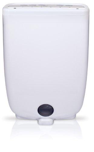 Meaco Junior Luftentfeuchter, 165 W, 240 V, Weiß mit blauem Rand