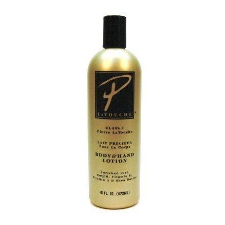 P. Latouche Body & Hand Lotion 16 oz. (3-Pack) with Free Nail File by P. Latouche