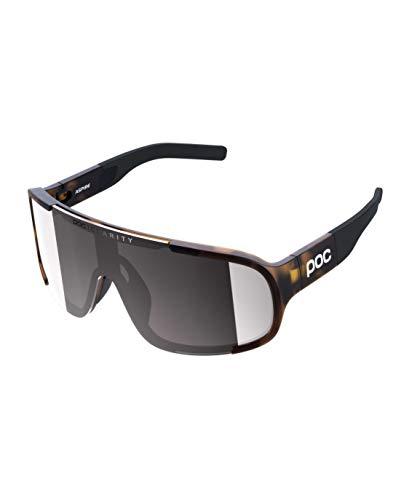 POC Aspire Sonnenbrille, Tortoise Brown, ONE Size