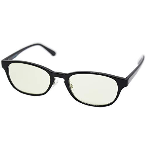(エイトトウキョウ)eight tokyo 老眼鏡 ブルーライトカット おしゃれ メンズ レディース 兼用 かわいい 2.0 UVカット シニアグラス リーディンググラス[ 鯖江メーカー企画 ]ブラック/ライトグリーン RD5118-1+2.0