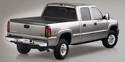 2007 GMC Sierra 1500 Classic SLE1, 4-Wheel Drive Crew Cab 143.5', Onyx Black/Silver Birch Metallic