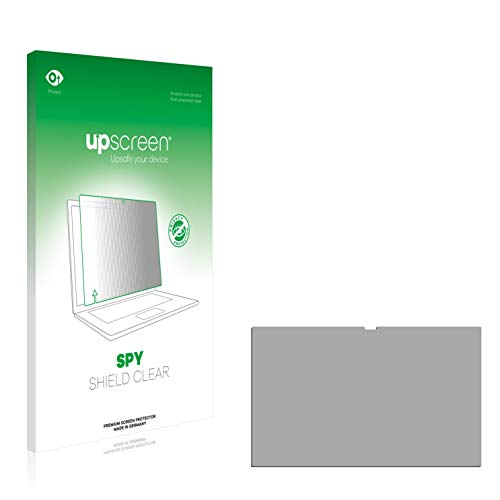 upscreen Privacy Screen Protector compatible with HP Envy x360 15-ee0154ng - Anti-Spy Screen Protection