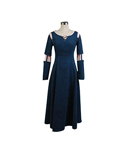 MingoTor Princesa Dress Disfraz Traje de Cosplay Ropa personalizacin