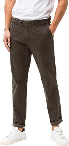 BRAX Herren Style Everest Chino Hose, Dark Green, 54