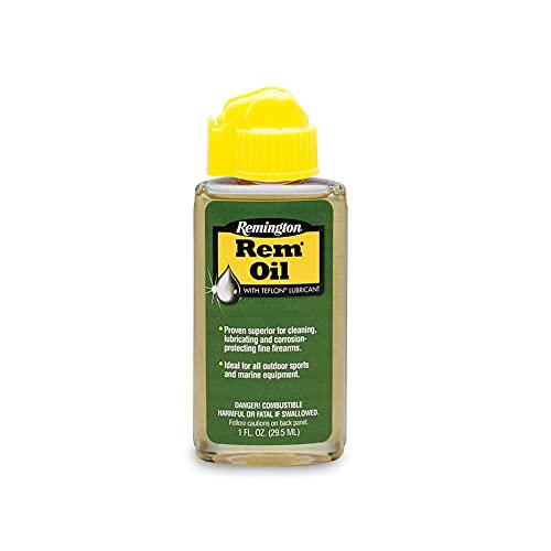 REM REM-OIL 1 0Z. BTL