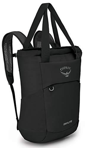 Osprey Daylite Tote Pack Rucksack für Lifestyle, unisex Black - O/S