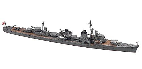 ハセガワ 1/700 ウォーターラインシリーズ 日本海軍 駆逐艦 早波 プラモデル 462