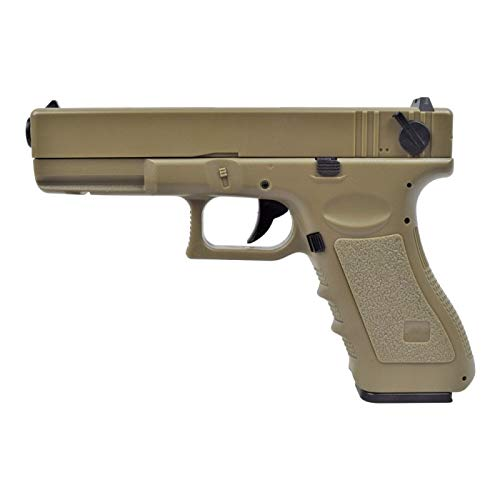 [CM030T] CYMA GLOCK 18C ELECTRIC TAN COLOR