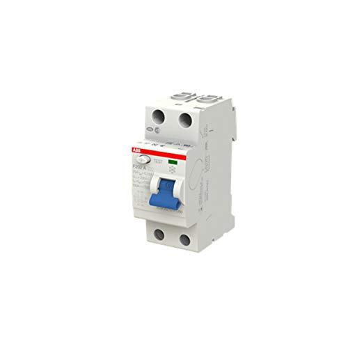 ABB F202A-40   0,03 Interruttore automatico a corrente residua, 4 poli