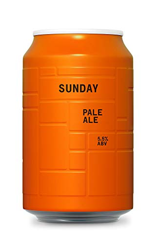 AND UNION Craft Beer - SUNDAY Pale Ale - 24 x 330ml Dosen - 6,00€ Pfand inkl.