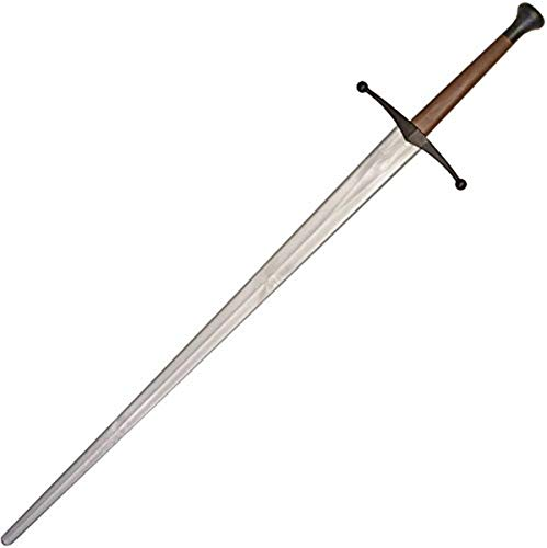 Red Dragon Armoury Synthetic Sparring Longsword, Silver