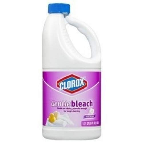 Clorox Bleach 55 Oz (Soft Scent Gentle Bleach)