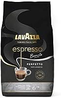 Lavazza Café en Grain Perfetto Barista Espresso, Dense et velouté 100% Arabica, Paquet de 1 kg
