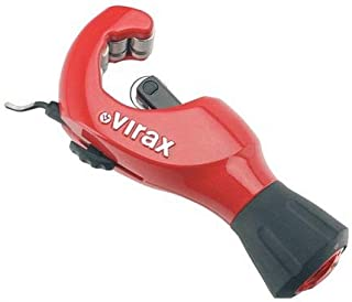 VX011620 Red//White Virax 14 Strap Wrench