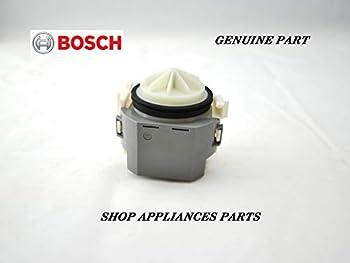 BOSCH 00631200 Dishwasher Drain Pump Genuine Original Equipment Manufacturer  OEM  Part