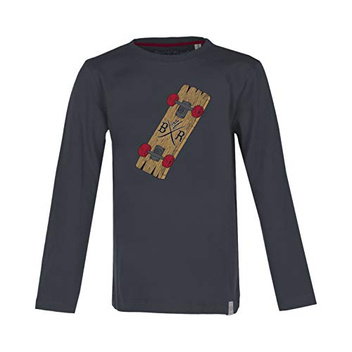 Band of Rascals Kinder T-Shirt Langarm Plank Longsleeve aus Bio-Baumwolle