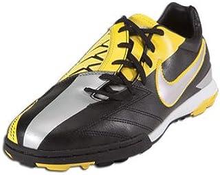 Nike T90 Shoot IV TF (7.5) Black/Yellow