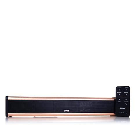 AccuVoice AV203 Sound Bar TV Speaker
