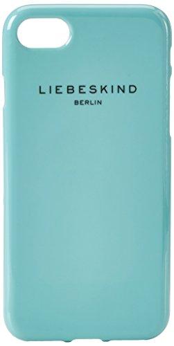 Liebeskind Berlin Damen Mocap7 Tpu Handyhülle, Blau (Pool Blue), 1x14.5x7 cm